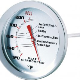 Guide for cooking temperatures