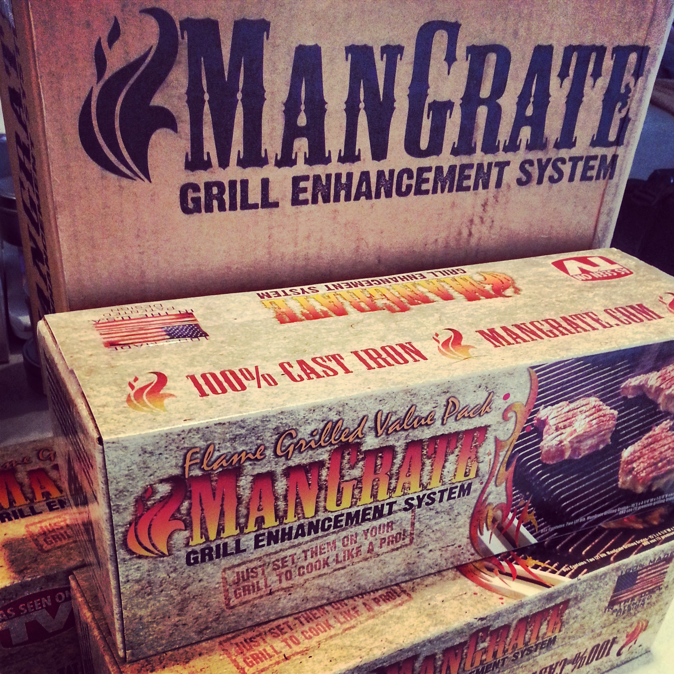ManGrate Box