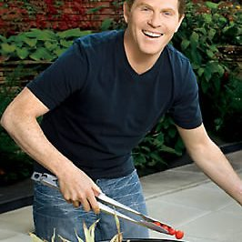Bobby Flay Rubs Elbows With Commander and Chief, Barack Obama